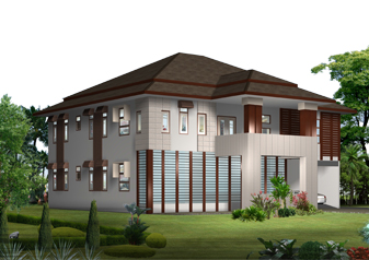 Two Story Residence