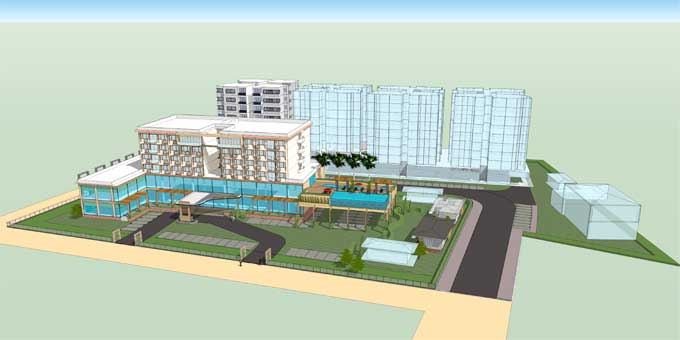 Chindwin Housing Project