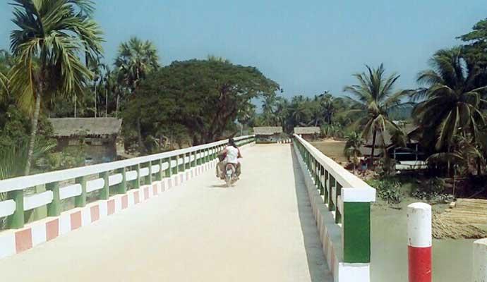Ta Maing Htaung Bridge