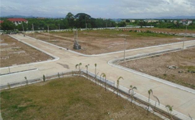 2017-2018 Hluttaw Office Roads and Drains @ Dawei