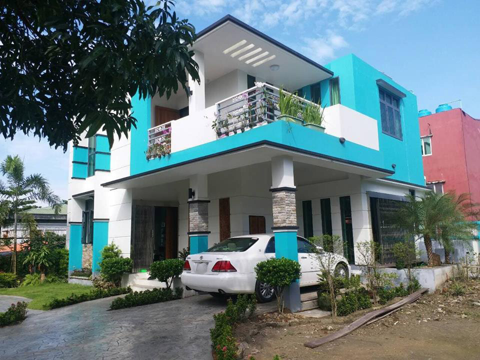 Private Residence @ North Dagon, Yangon